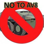 Say No to The AV8