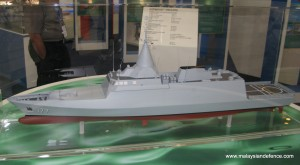 An early model of the LCS.