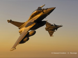 The Rafale. the loser in Switzerland, but a winner in Qatar, India and Egypt.