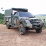 New 4X4 for the Armed Forces?
