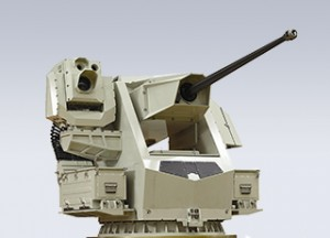 Aselsan SMASH 30mm gun