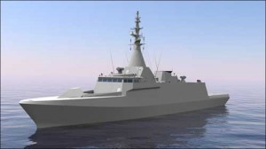 A CGI of the RMN LCS.