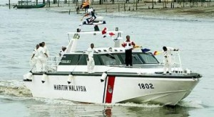 KM Penggalang 2, one of the two boats built by DMS back in 2007.