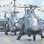 Arming the AW109s: the Easy Way