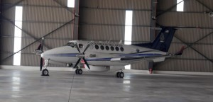 One of PDRM Super King Air 350 9M-PTE