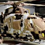 PUTD AW109 in Desert Camouflage