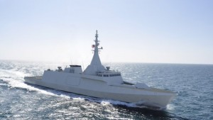 A CGI of the LCS