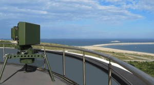 A Spexer 2000 radar used for coastal surveillance. Airbus D&S