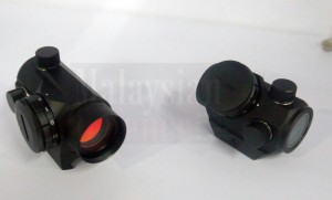 Bosma red dot sights.