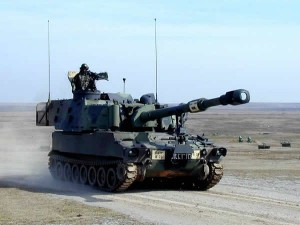 A file picture of the M109A5
