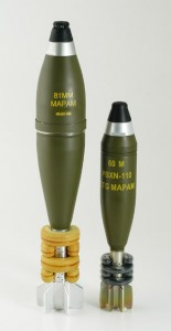 The MAPAM ammunition,