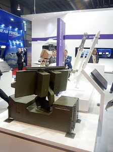 Thales air defence solutions.