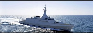 A CGI of the LCS.