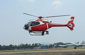RMAF new training helicopter, the EC120B/H120