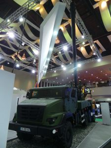 Nexter Systems Caesar 155mm SPH