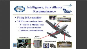 ISR Hercules modifications from Lockheed Martin