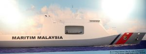 A graphic of the PT Palindo/Tenggara NASA OPV to meet the APMM requirement.