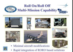 Roll On/Roll Off multi-mssion capability proposed by Lockheed Martin