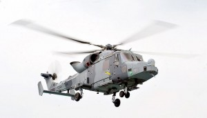 AW159 Wildcat of the Royal Navy