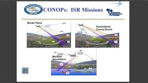 CONOPS for the Hercules ISR capabilities by Lockheed Martin