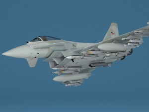 Eurofighter Typhoon. Finmeccanica