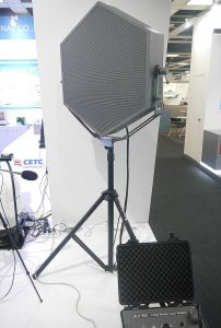CETC International Long Range Acoustic Speaker, a China made LRAD.