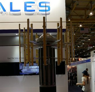Thales Compact Flash