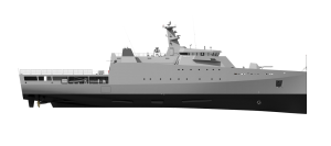Damen OPV 1800 Sea Axe