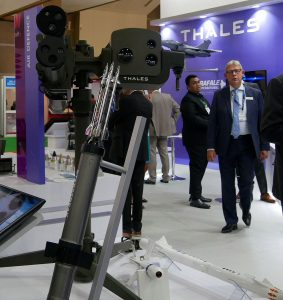 Thales Starstreak VSHORAD