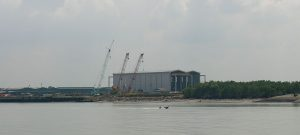 TH Heavy Engineering facility at Pulau Indah, Port Klang. This is the likely location for the OPV build.