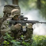 Rheinmetall and Steyr Partner for Rifle Contract