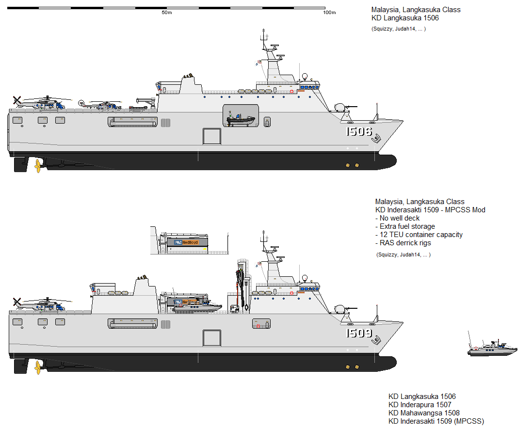 Another Look, RMN 15 to 5 - Malaysian Defence