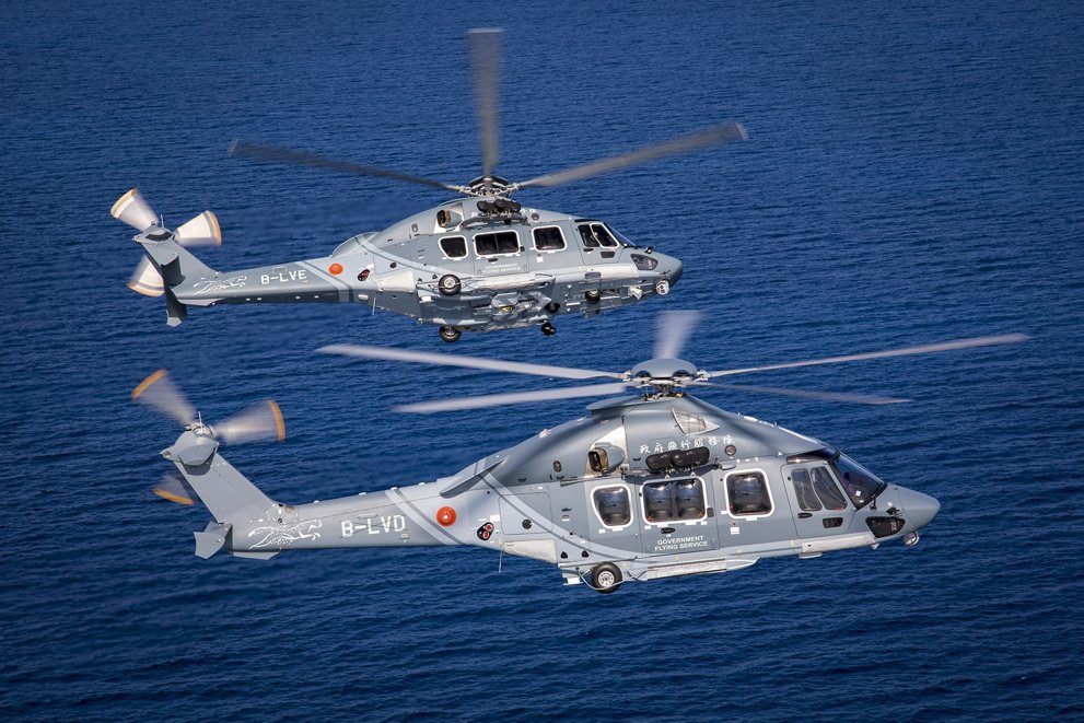 Candidates for RMN Utility Helos - Malaysian Defence
